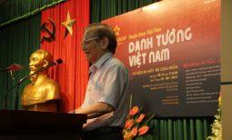Thông tin truyền thông đưa tin về lễ ra mắt dự ánh Danh tướng Việt Nam