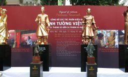 Ra mắt Danh tướng Việt Nam