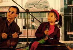 Văn hóa đường phố Hà Thành – Xẩm tàu điện
