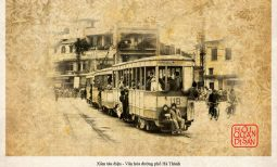 Leng keng Tàu điện – vui buồn kí ức