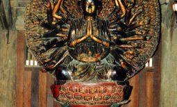 Điều ít biết về pho tượng Phật bà Quan Âm chùa Bút Tháp