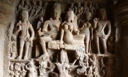 Hình tượng thần Shiva trong điêu khắc Indonesia