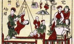 Vài nét trong văn hóa của người Việt (ẩm thực và trò chơi dân gian)