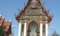 Các kiến trúc truyền thống tiêu biểu ở Thái Lan