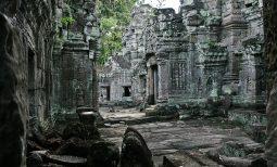 Nghệ thuật kiến trúc Phật giáo Cambodia