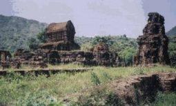 Thánh địa Mỹ Sơn- Lịch sử và cấu trúc