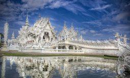 Một số hình ảnh chùa Trắng ở Thái Lan
