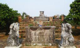 Hình tượng con nghê ở đền miếu