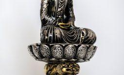 Chính thức ra mắt tiêu bản bảo vật Hoàng gia thời Lý – tượng Adida nhỏ nhất thế giới.