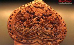 Khám phá hình tượng rồng và lá bồ đề trong điêu khắc thời Lý