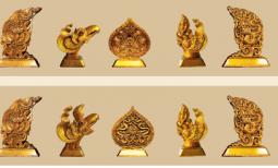 Ra mắt bộ sản phẩm điêu khắc theo nguyên mẫu một số di vật khảo cổ thời Lý