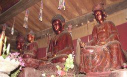 (Tiếng Việt) Chiêm ngưỡng Bảo vật quốc gia – Bộ tượng Di đà Tam Tôn