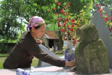 (Tiếng Việt) Tục thờ chó đá của người Việt từ xa xưa