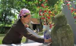 Tục thờ chó đá của người Việt từ xa xưa