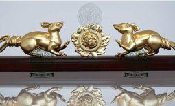 Con giáp của tôi Canh Tý 2020: Đôi chuột Hoàng gia – Tinh hoa triều Lê