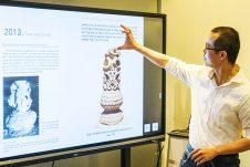 PGS, TS Trần Trọng Dương: Ngắm lại di sản xưa từ công nghệ thực tế ảo