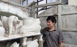 Người nối mạch gốm truyền thống Việt